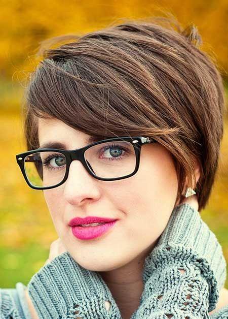 Die moderne 20 Ideen zu frisuren für brillenträgerinnen 2020