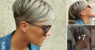 10+ Top Trend Kurze Frisuren – Elegant, schick und modern