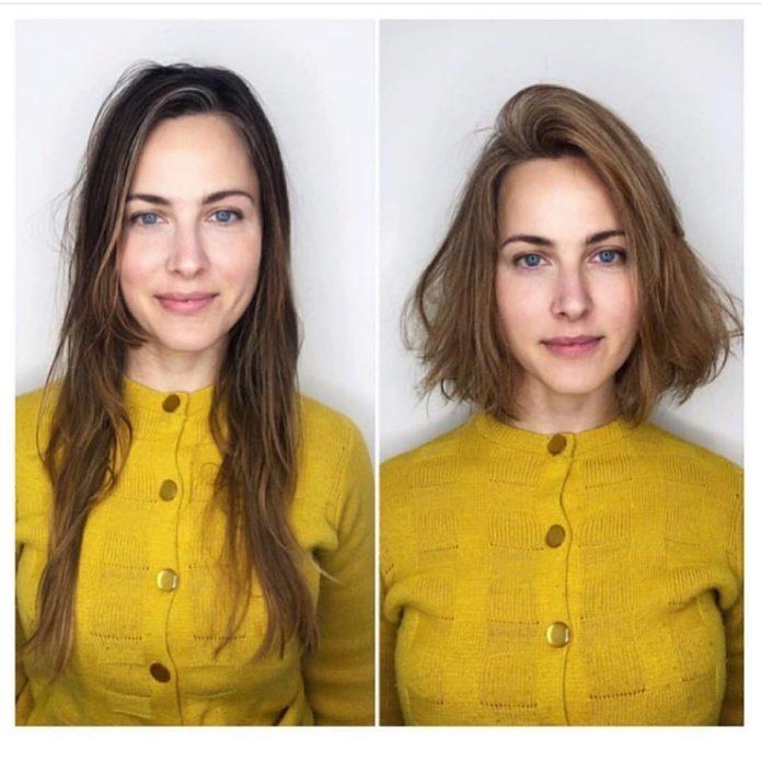 25 Transformation in der Frisur absolut überraschend ! ! !