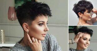 10+kurze Frisuren, einfach zum wohlfühlen