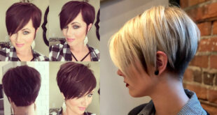 15x Super Trendy und stilvolle kurze Frisuren! SCHÖN ...