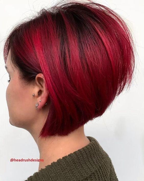 rote-kurze-haare-7 - freche frisuren