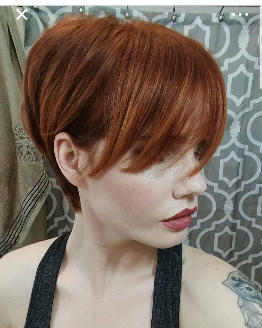 Die schönsten kurze und mittelbraune Haare wo Sie im neuen Jahr sehr häufig sehen werden