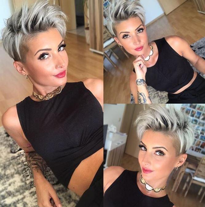 Kurze Haare - Jenny