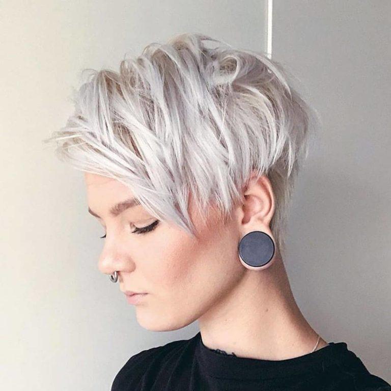 Schnelle Und Feminine Kurze Frauen Frisuren 2020