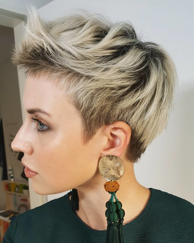 15 kurze Haarschnitte, die Sie für das neue Jahr inspirieren