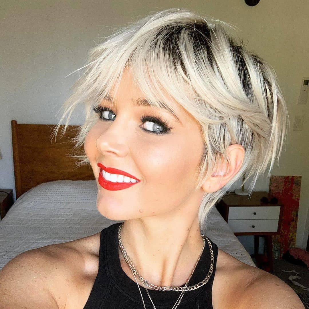 Tolle Ideen für kurze Haare für Blondinen