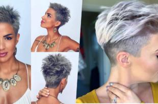20 Pixie-Frisuren für das neue Jahr