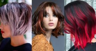 8 heißesten Balayage Frisuren für kurzes Haar