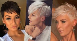 13 kurze Haarschnitte, damit dünnes Haar im Jahr 2020 rockt