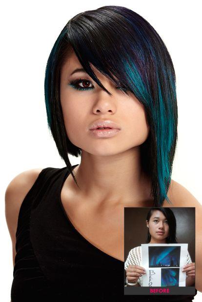 15 Ziemlich mittellange Frisuren für Frauen