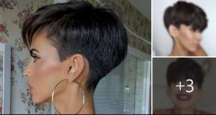 Inma Delope Kurze Frisur