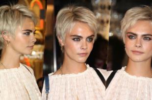 10x kurze blonde Frisuren und neue Trends