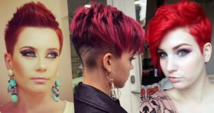 14 Pixie rote Haarfrisur Ideen