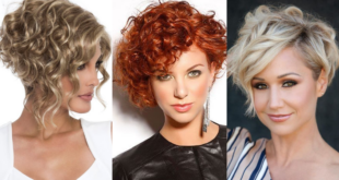 21 Kurze gewellte Frisuren 2020 - Modische Kurzhaarschnitte für Frauen