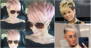 10 süße & einfache Frisuren für kurzes Haar