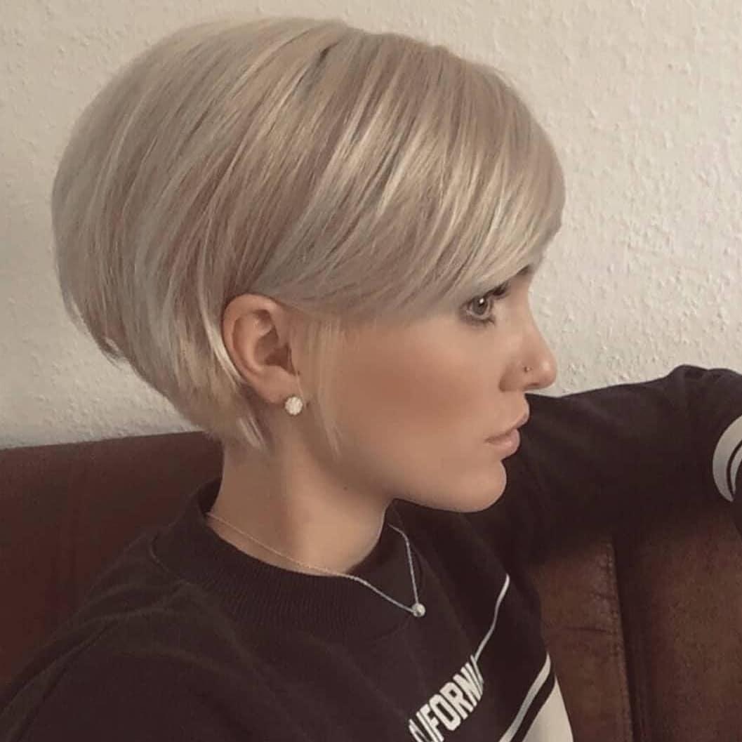 Unglaublich coole Frisuren für dünnes Haar