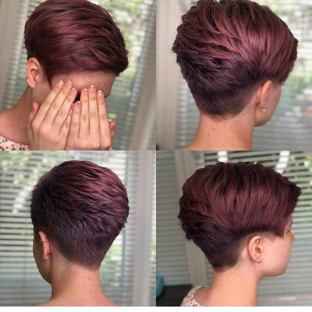 Eine Kurzhaarfrisur ist kein Haarschnitt sondern ein Statement!