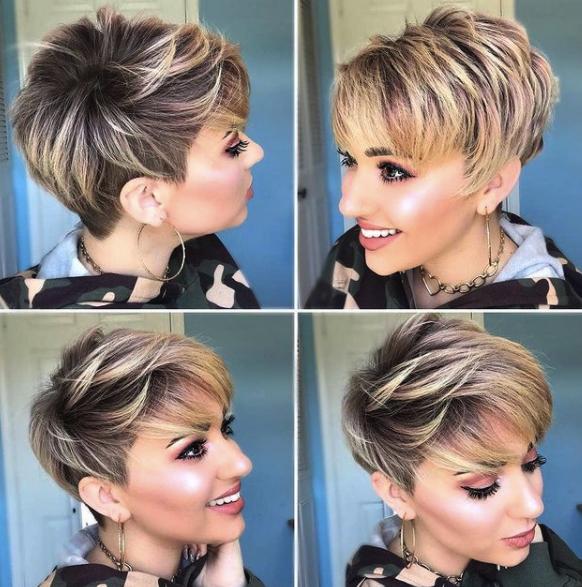 Top Kurze Frisuren Trends Die Bequem Gestylt Werden